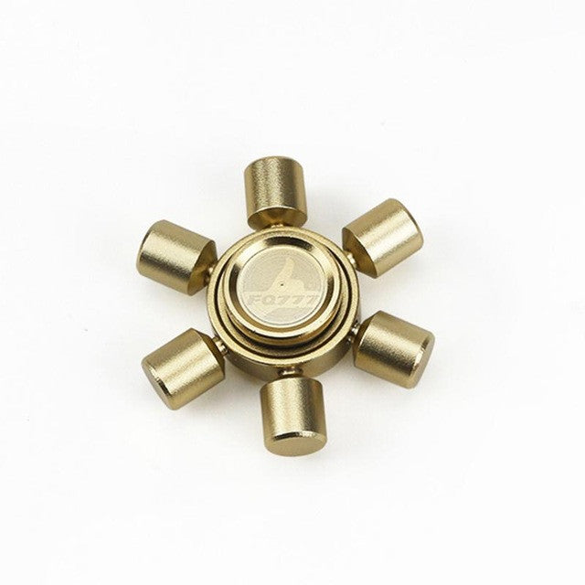 Steampunk 1969 Fidget Spinner Colors Toy For Anxiety