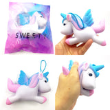 Kawaii Squishy Unicorn Toy