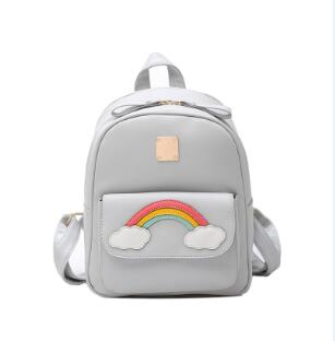 Mini Backpack Rainbow Women