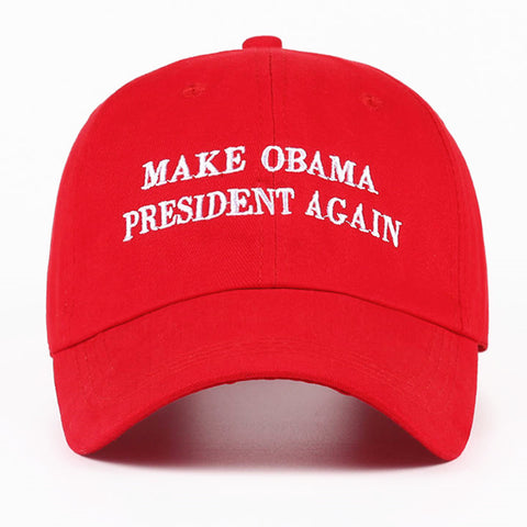 Make Obama President Again Dad Hat
