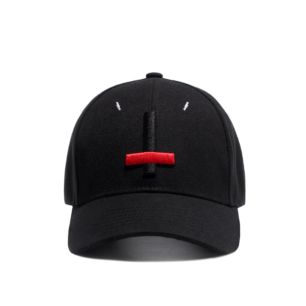 Happy Falling Objects Dad Hat