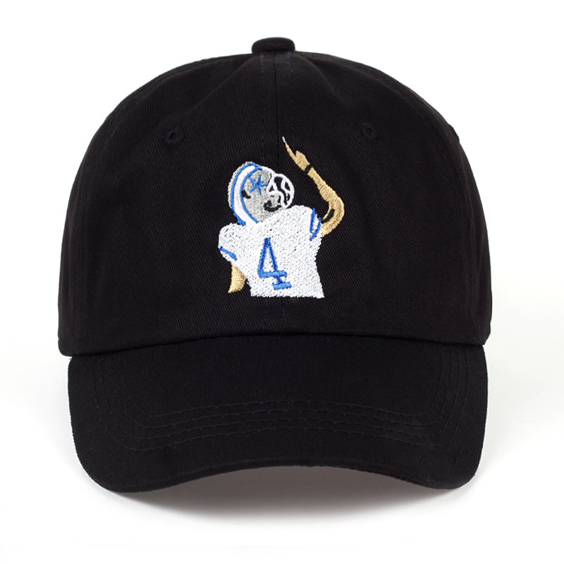 Touchdown Sky Football Dad Hat