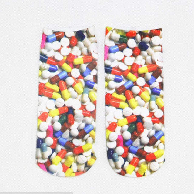 Pills Socks