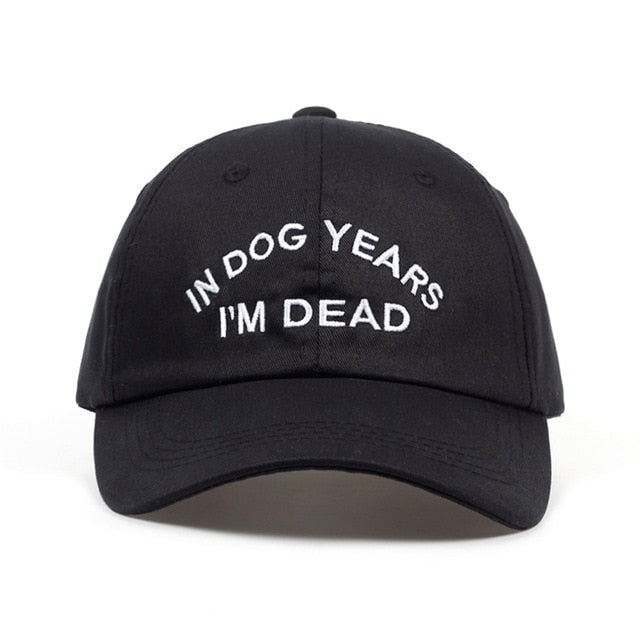 Dog Years Dad Hat
