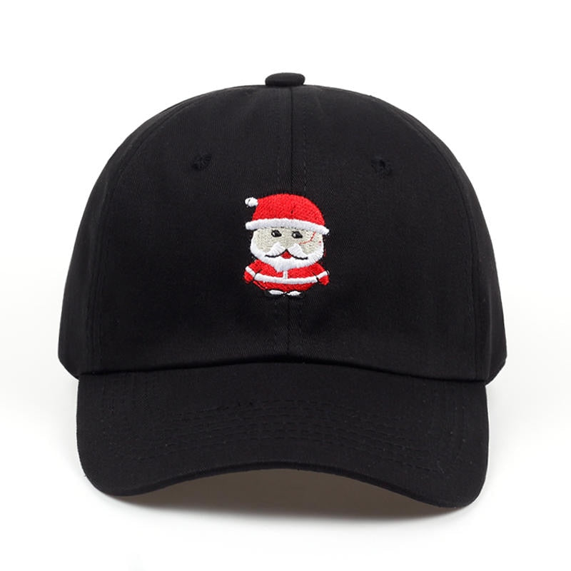 Big Head Santa Dad Hat