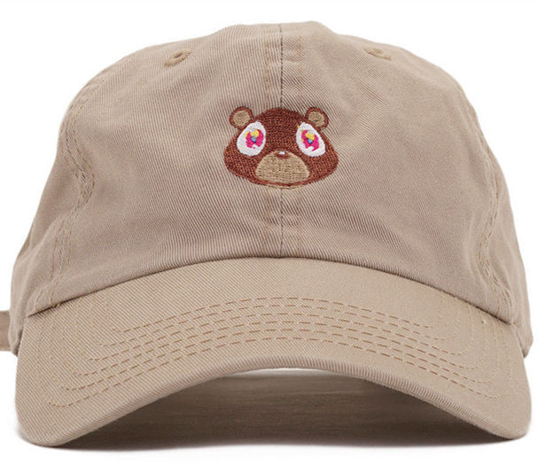 College Bear Dad Hat