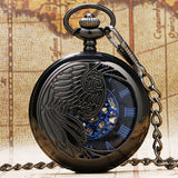 Steampunk Demi-Hunter Pocket Watch Anderson
