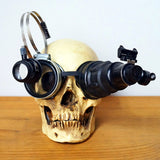 Steampunk Surreal Goggles Mask