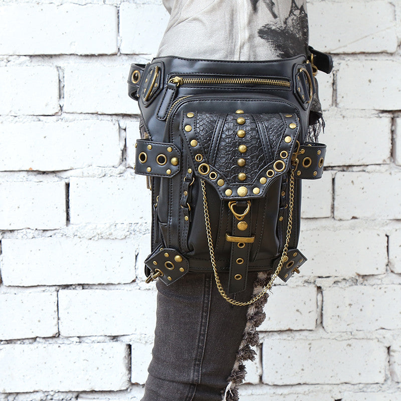 Steampunk Heavy Metal Bag