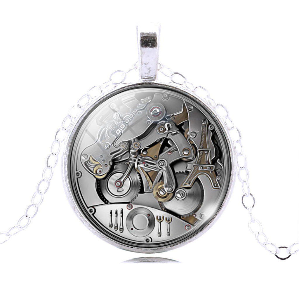 Steampunk Necklace Art Photo