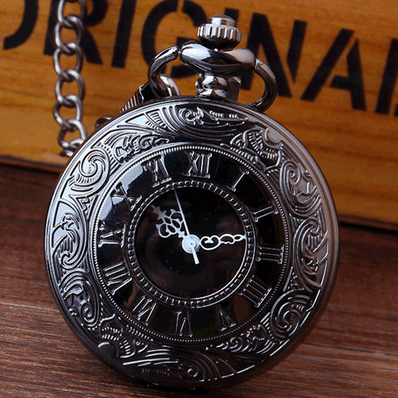 Steampunk Pocket Watch Charlie