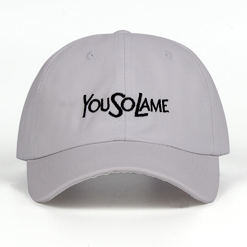 You So Lame Dad Hat