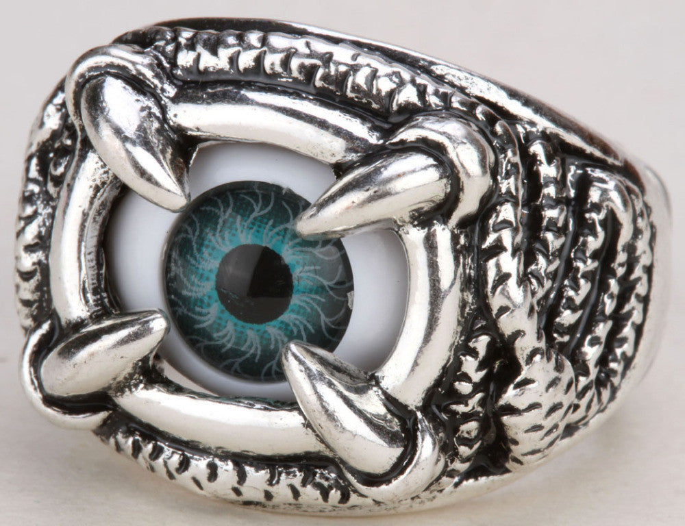 Steampunk Ring Eyeball