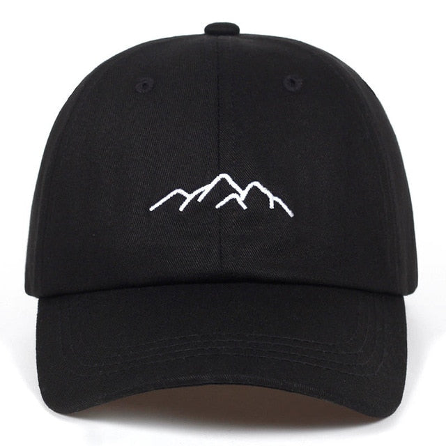 Mountain Range Dad Hat