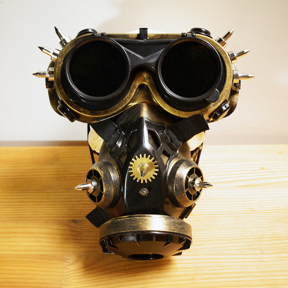 Steampunk Mask Goggles