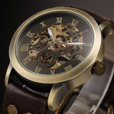Steampunk Wristwatch for Men
