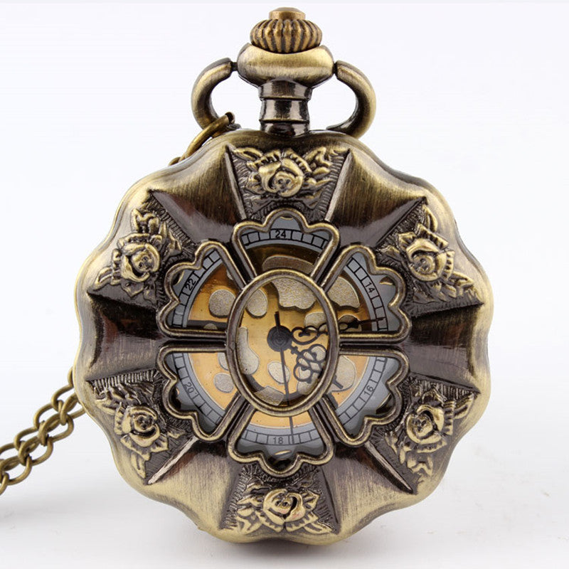 Steampunk The Earl's Family Pocket Watch Bill