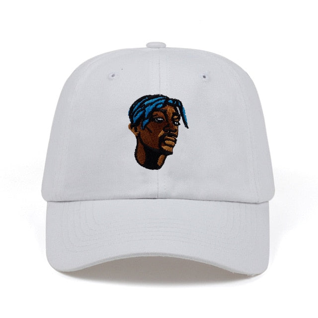 Tupac All Eyez On Me Dad Hat