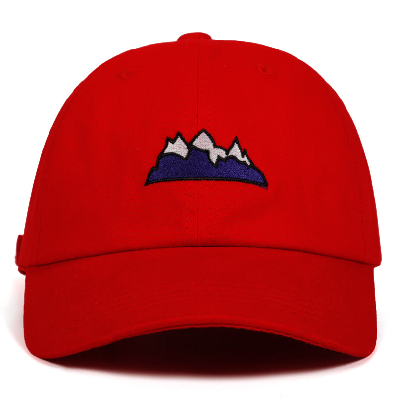 Mountain Peak Dad Hat