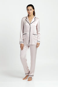 Qipology Custom Made Silk Pajamas