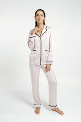 Qipology Custom Made Silk Pajamas – Qipology – Hong Kong Tailor Made Qipao Online Store