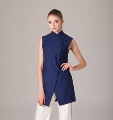 Qipology Custom Made Qipao Vest – Qipology – Hong Kong Tailor Made Qipao Online Store