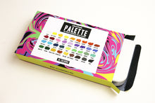 Palette - 36 professional quality watercolours - the world's colouriest water colours