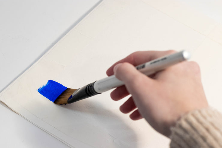 EASY KLEIN - IKB incredibly Kleinish Blue acrylic paint