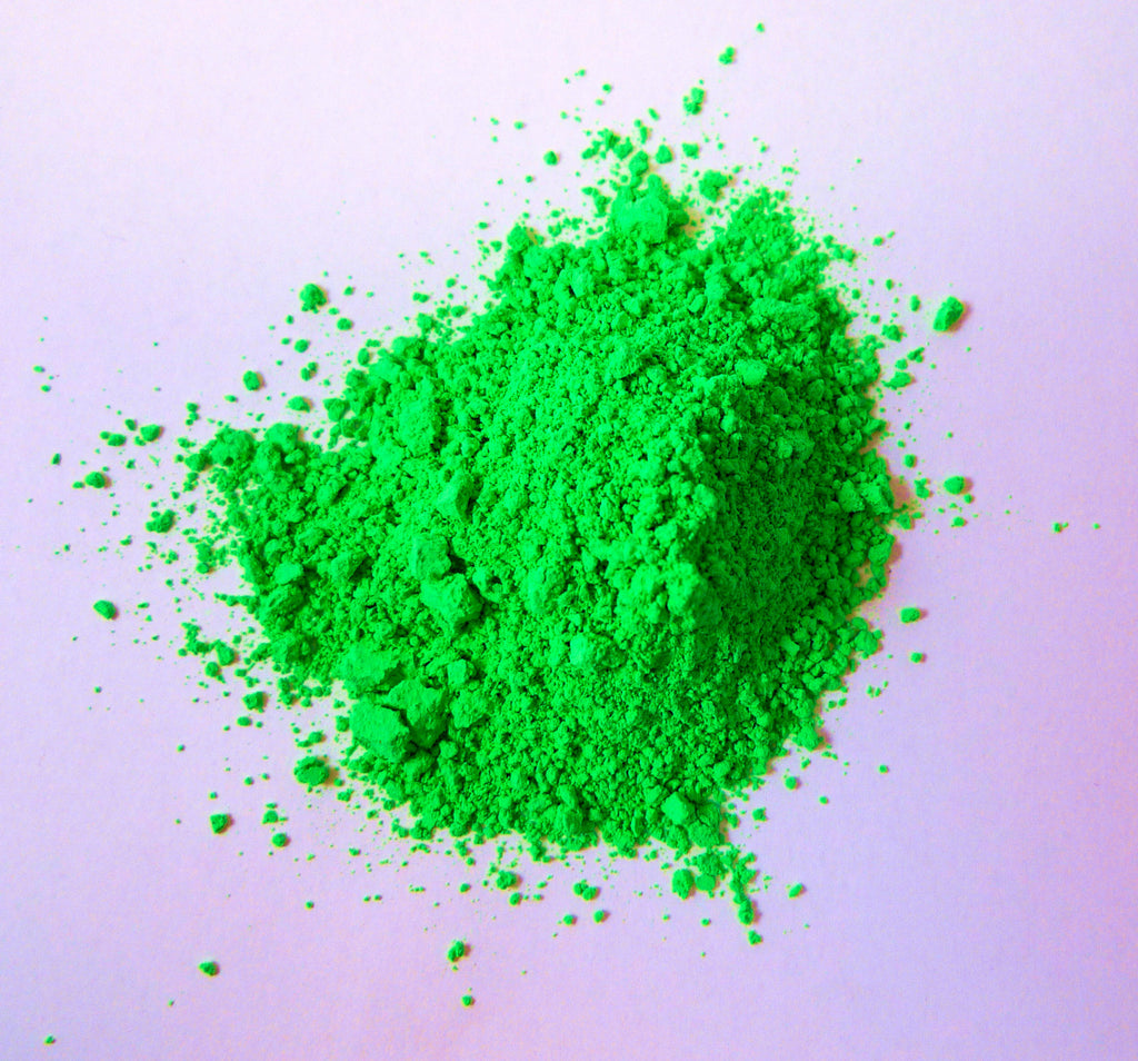 The World S Greenest Green 50g Powdered Paint By Stuart