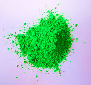 *THE WORLD'S GREENEST GREEN- 50g powdered paint by Stuart Semple