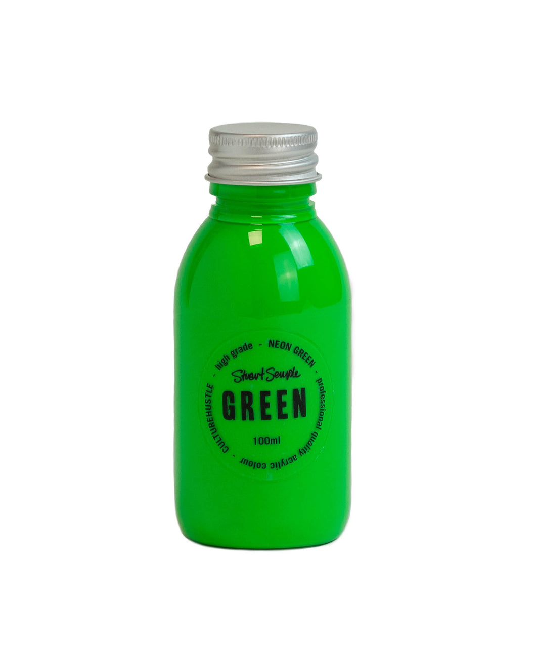 GREENEST GREEN POTION - high grade professional acrylic paint, by Stuart Semple 100ml