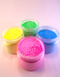 *POWDER PACK - the world's colouriest powder paints 4 x 50g by Stuart Semple