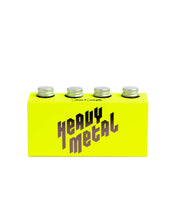 HEAVY METAL PACK - Full set of 4 high grade 30ml metallic acrylic paints