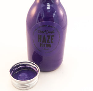 HAZE - medium violet, high grade professional acrylic paint, by Stuart Semple 100ml