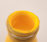 HAPPY - cadmium yellow, high grade professional acrylic paint, by Stuart Semple 100ml