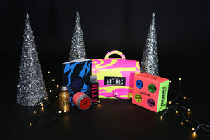 Holiday Art Hamper - Small