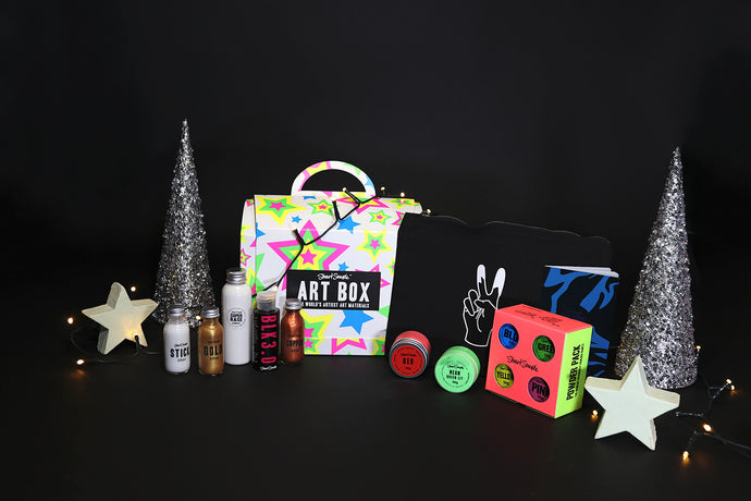 Holiday Art Hamper - Medium