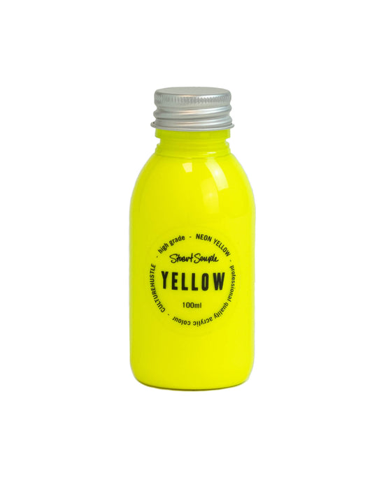 YELLOWEST YELLOW POTION - high grade professional acrylic paint, by Stuart Semple 100ml