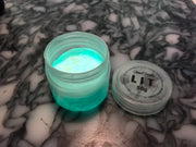 LIT - the world's glowiest glow pigment, 100% pure LIT powder by Stuart Semple