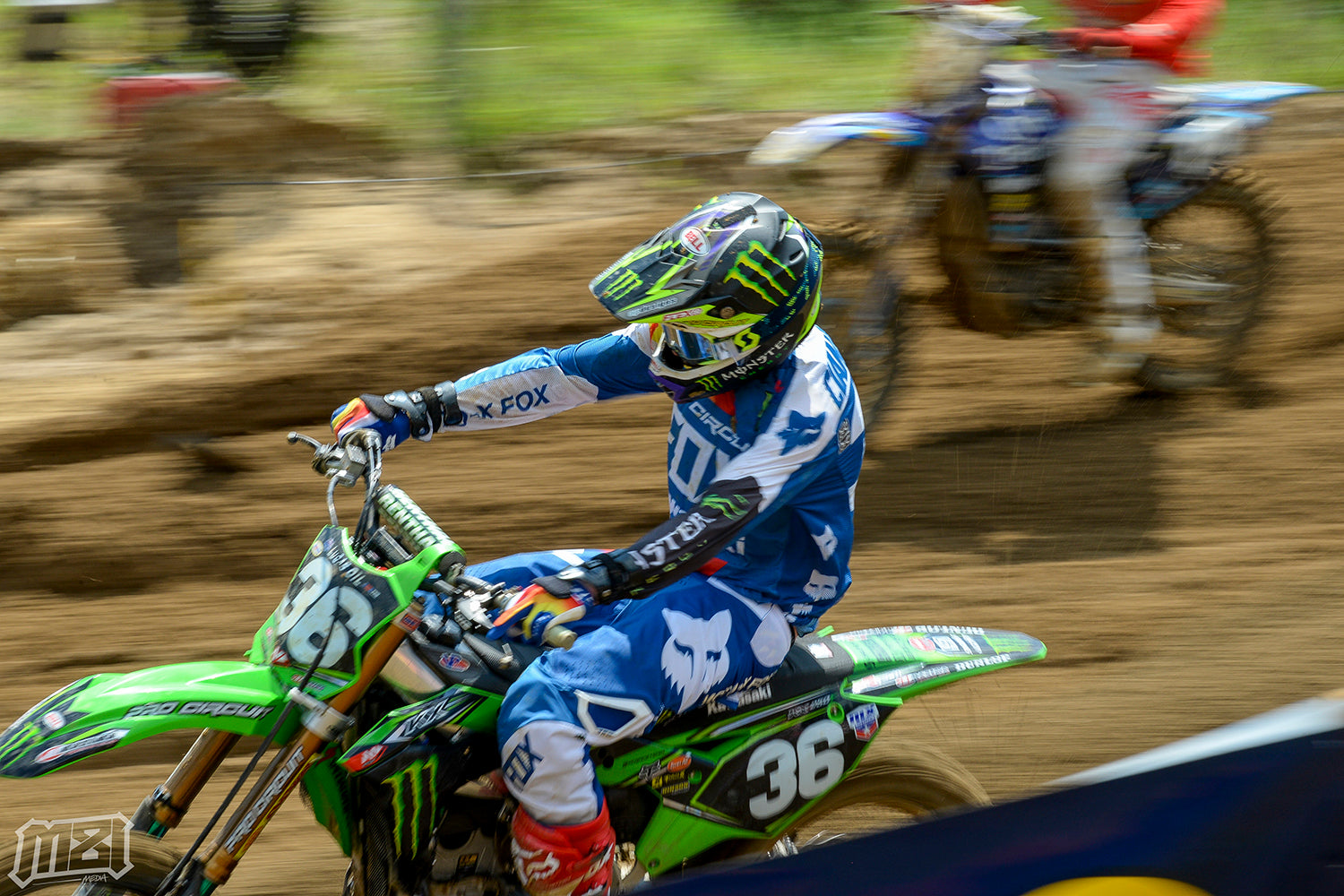 Adam Cianciarulo Wins at Budds Creek