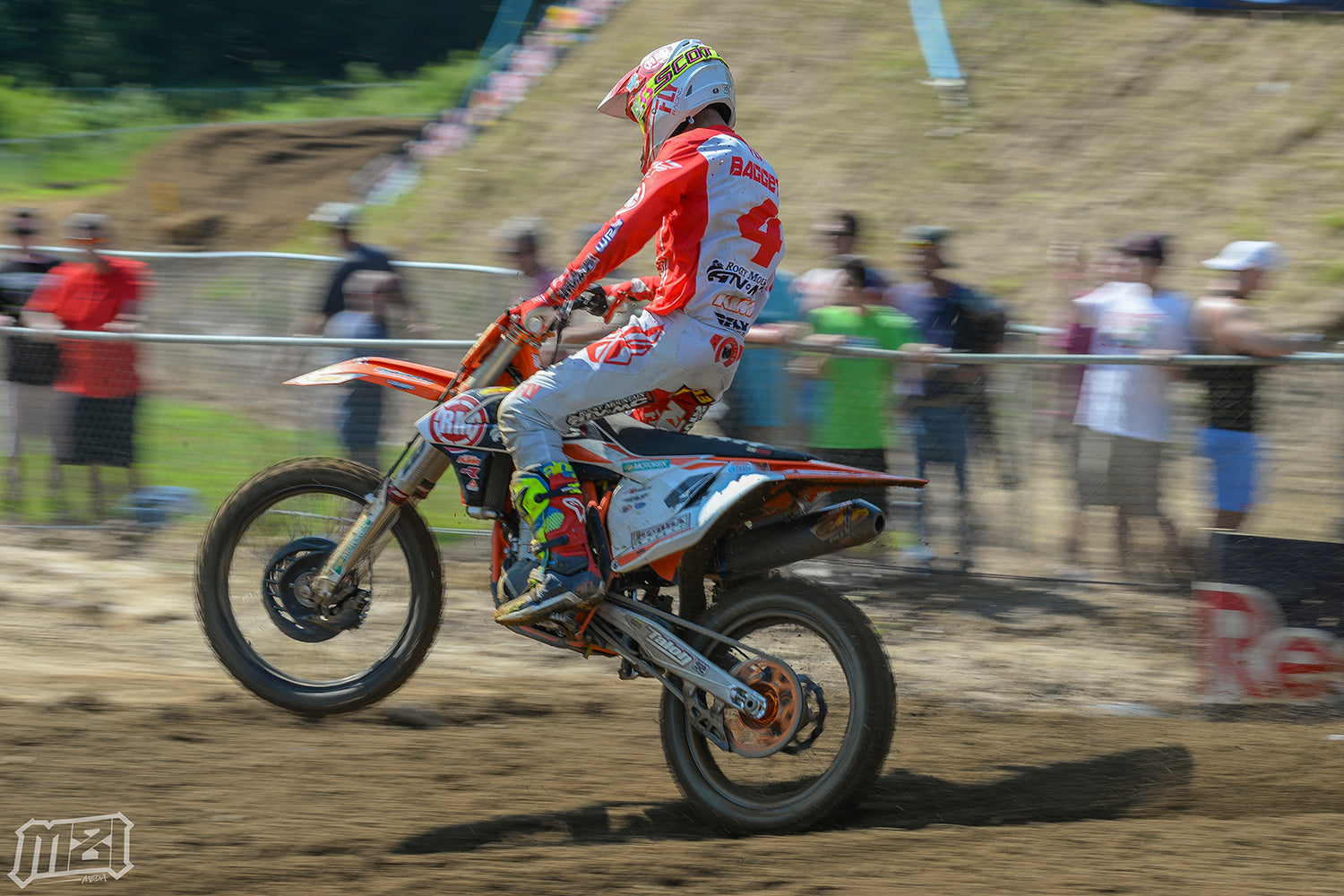 Blake Baggett at Budds Creek