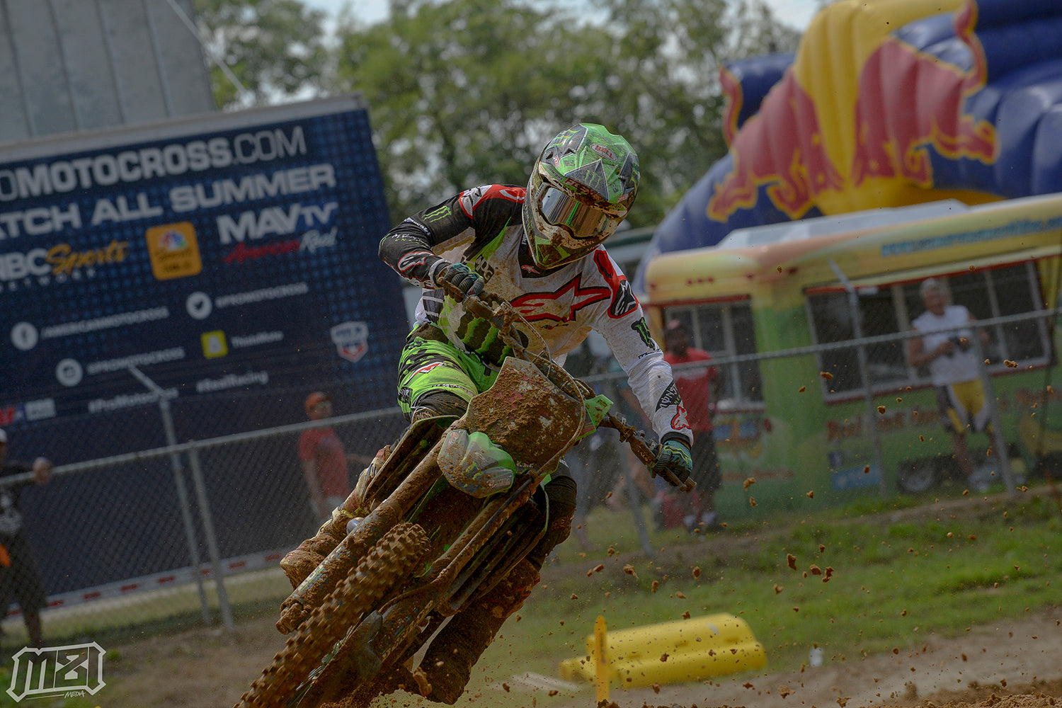 Eli Tomac at Budds Creek
