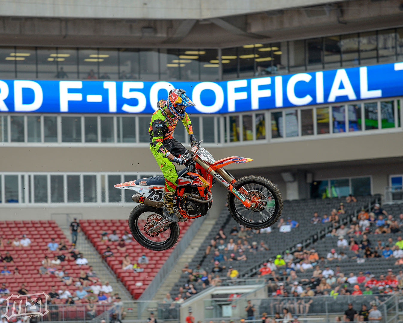 Marvin Musquin Tampa Supercross