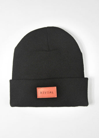 Beanie - Limited Edition Leather (Black)
