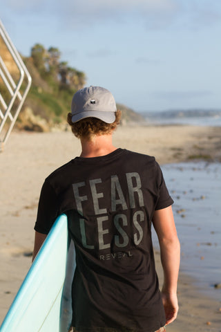 Fearless Tee (Youth Blue)