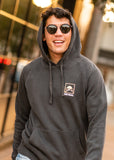 Peak Fleece Hoodie - Dark Gray