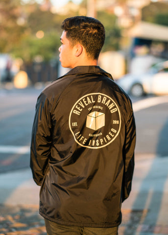 Coach's Jacket (Black)