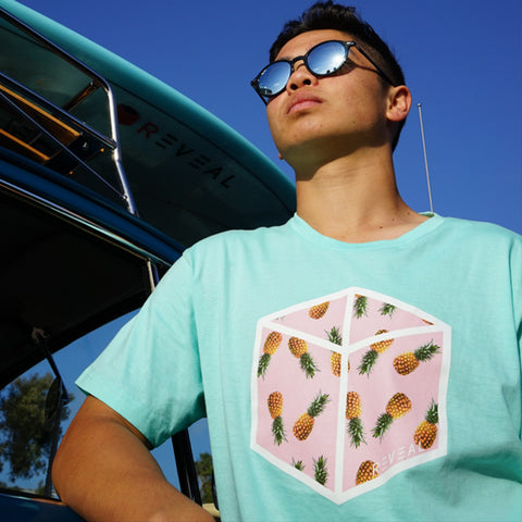 Box Pineapple Tee