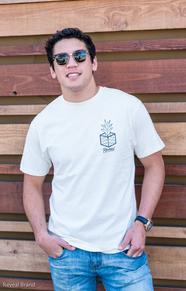 Pineapple T-Shirt (Cream)