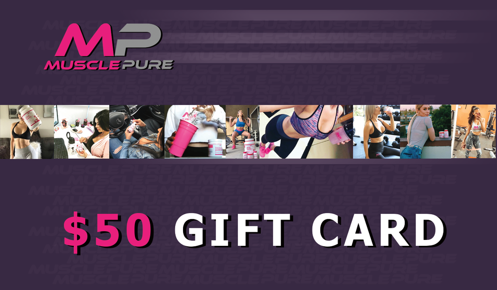 Gift Card - Muscle Pure